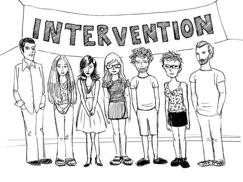 The Intervention [1968]